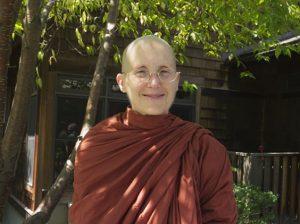 Ayya Medhanandi Bhikkhuni